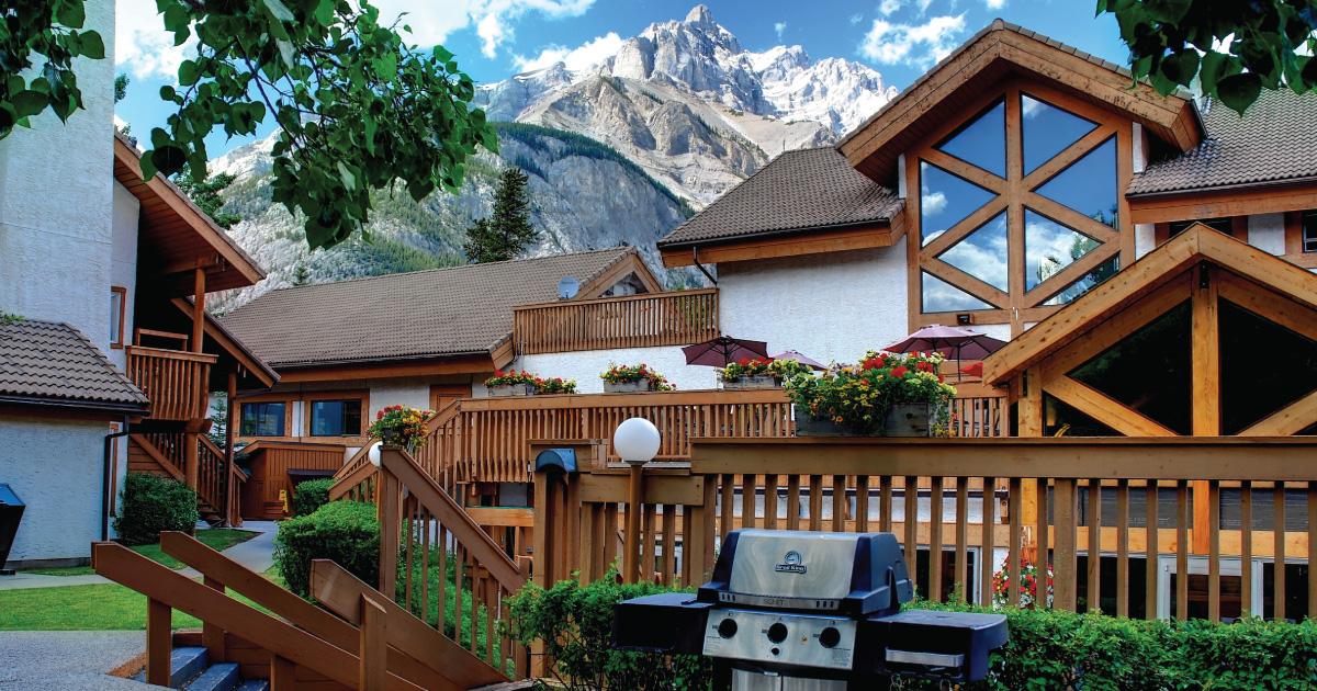 Banff Rocky Mountain Resort Specials Packages Deals