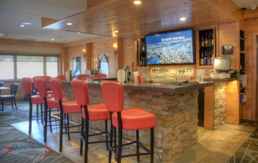 Restaurant - Alpha Bistro - bar