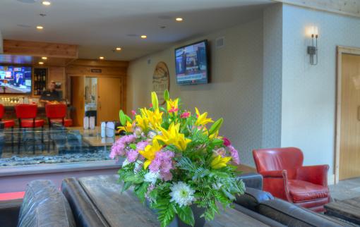 Restaurant - Alpha Bistro - lobby