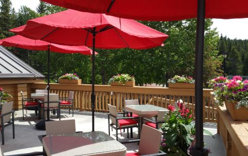 Restaurant - Alpha Bistro - Summer Patio