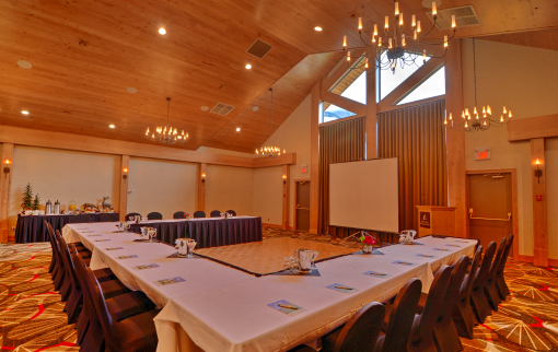 Meetings - Banff Rocky Mountain Resort