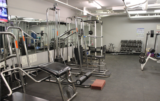 Amenities Fitness Room