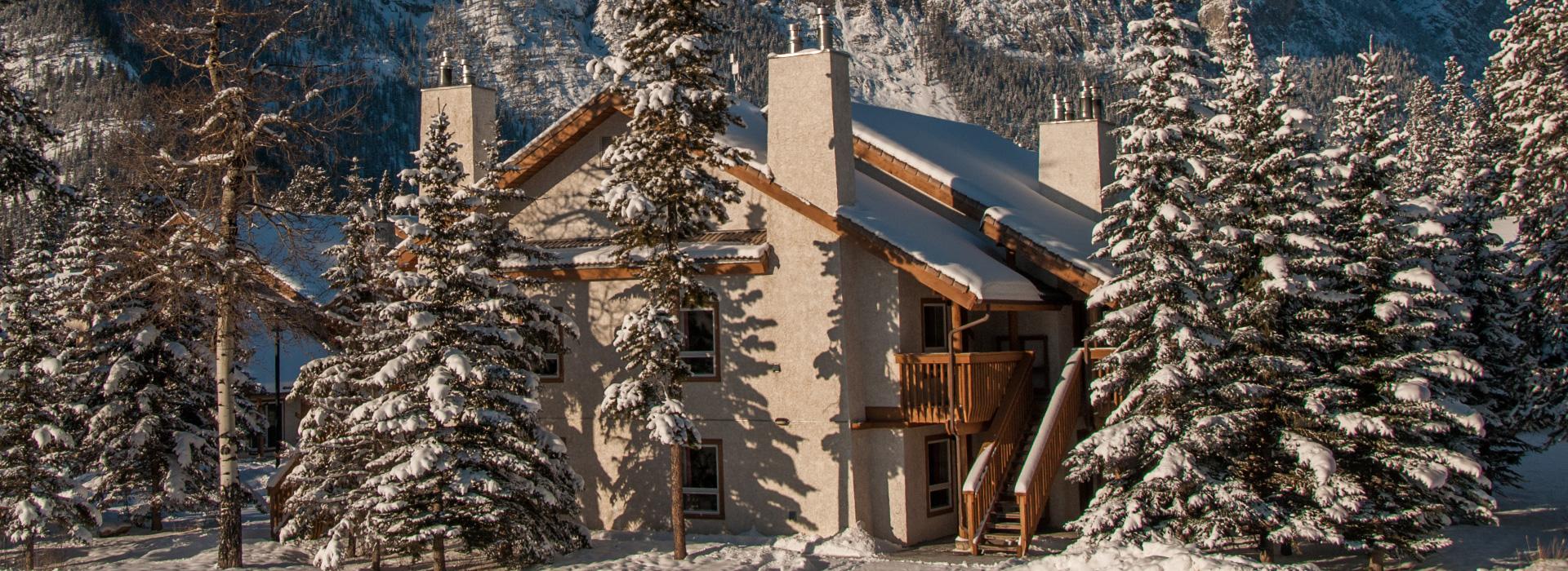 Banff Rocky Mountain Resort Banff Hotel Condos