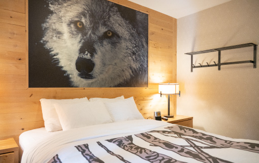 Two Bedroom Wolf Condo