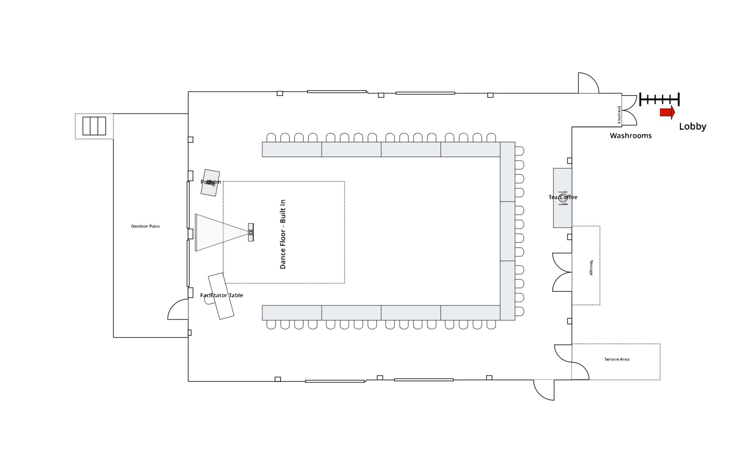 Grey Wolf Floor Plans