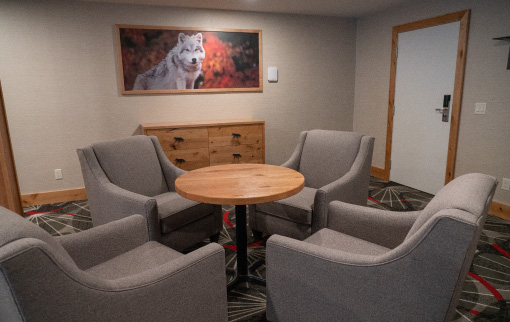 White Wolf Suite