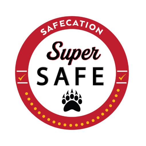 Safecation Super Safe