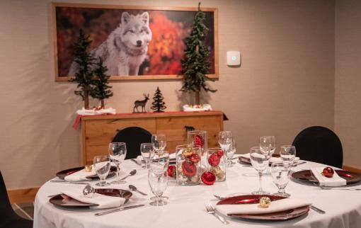 White Wolf Meetings