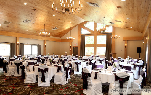 Reception in the Grey Wolf Room