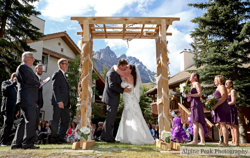 Wedding at Pine Meadows